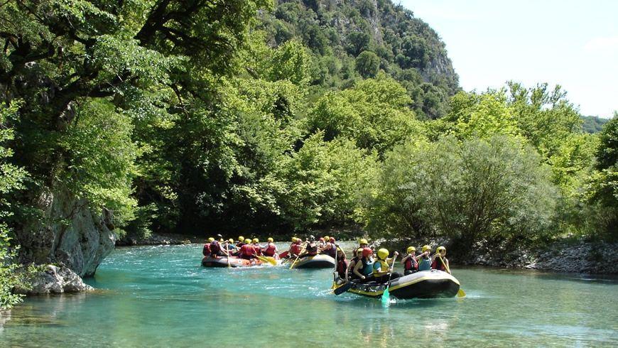 Rafting – Ioannina