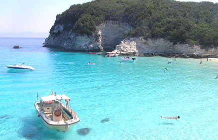BEACHES IN SIVOTA – Trip to Epirus